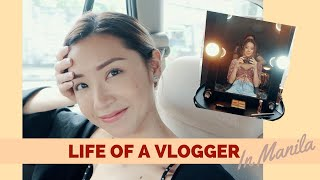 Life of a Vlogger in Manila | Kryz Uy