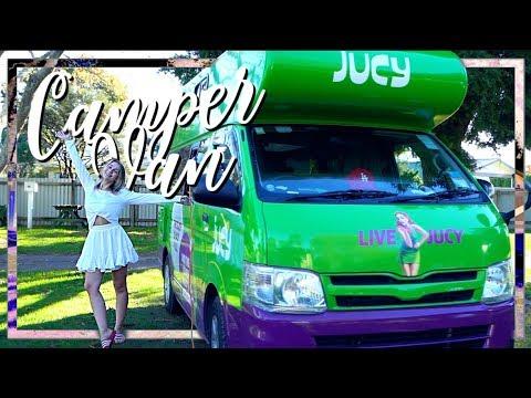 LEBEN AUF 8m² IM AUTO | Camper Van Tour