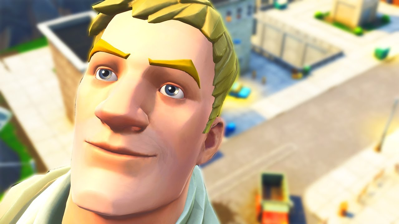 When you pretend to be a noob in fortnite youtube - Fortnite default skin wallpaper ...