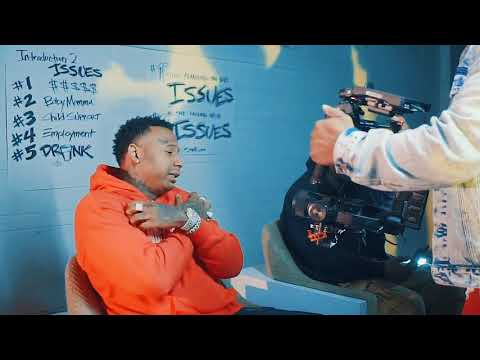 "T-Rell ""Issues"" ft. Moneybaggyo Behind the scenes Filmed by @Rodimusprime_ & @tmpfilmz"