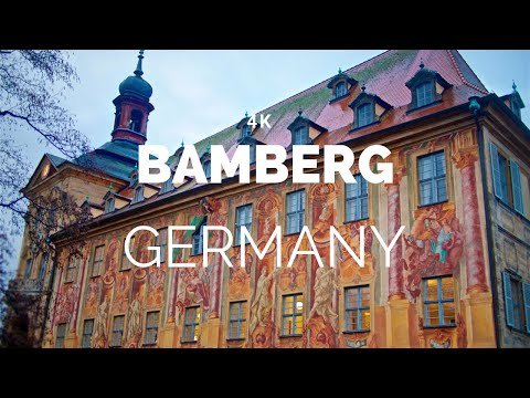 Bamberg, Germany (4K)