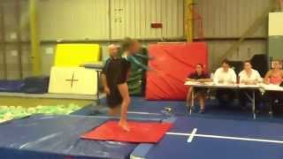 QC1 TUMBLING - Sasha Carron (1st Pass)