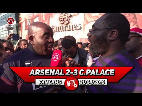 Arsenal 2-3 Crystal Palace | If We Play Like This We Won't Make Top 4! (Kenny Ken)