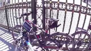 Ruta en bici de Cercedilla a Segovia