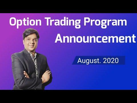 Wise option trading program