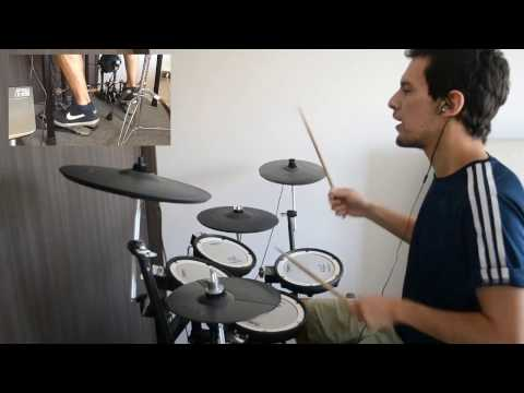 Muse - Hysteria - Drums Only (HD)