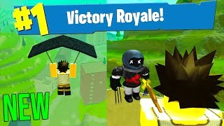 NEW ROBLOX FORTNITE GAMEMODE! (Roblox Deadlocked)