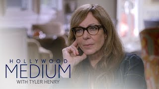 Allison Janney's Reading Takes a Surprising Turn   Hollywood Medium with Tyler Henry   E!