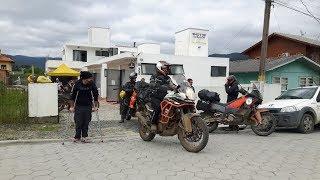 Primeiro Encontro KTM Adventure Urubici.