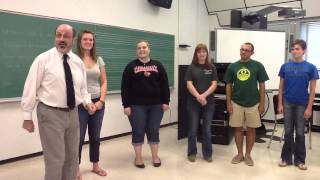 Rob Amchin—University of Louisville—Rig a jig jig (Process for teaching the singing game)