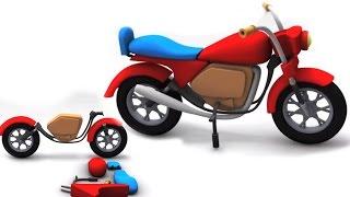 Toy Box Unboxing - Bike | Kartun un...