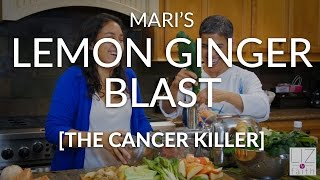 STAGE 4 CANCER HEALED BY JUICING & RAW VEGAN DIET, PART 2