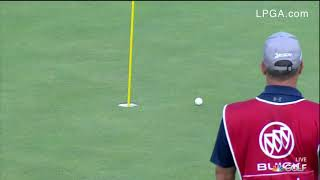 Jessica Korda Second Round Highlights from the 2019 Buick LPGA Shanghai