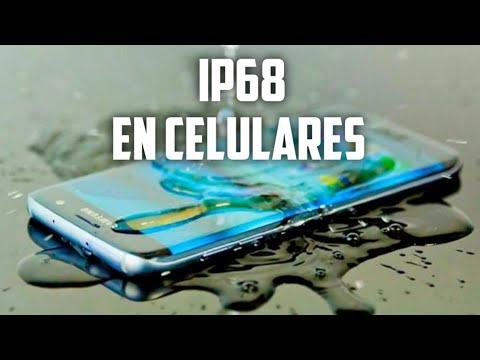 Que es ip68 en celulares