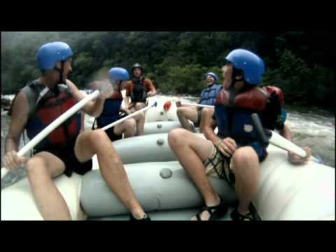 Cherokee Rafting on the Ocoee River | Tennessee River Valley