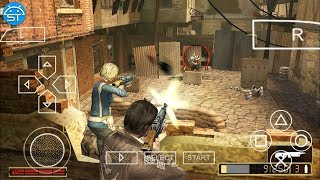 Los 20 Mejores Juegos PPSSPP para Android 2018 (PSP) + Links