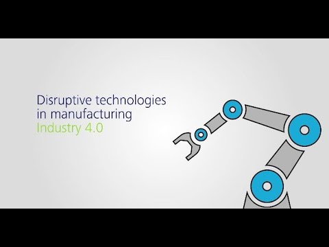 Disruptive technologies in manufacturing – experts discuss Industry 4.0