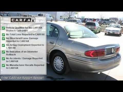 2002 Buick LeSabre - Ed Bozarth Chevrolet Buick Pontiac (Grand ...