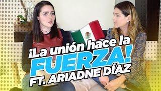 ¡La unión hace la fuerza! :: Grettell Valdez ft. Ariadne Díaz