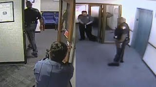 Download Standoff Between Deputy and Security Guard at IRS Office Mp3 and Videos