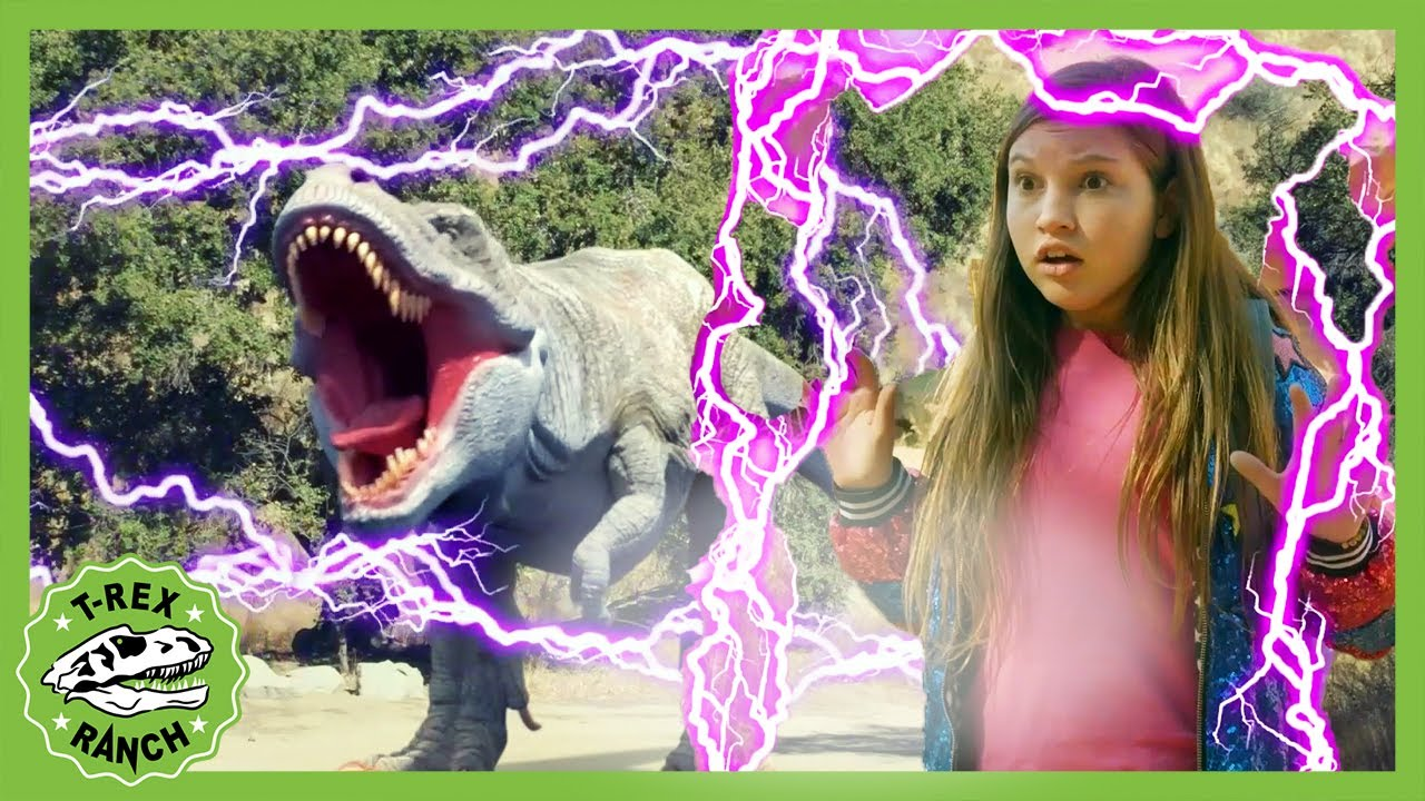 Zap Zap Zap Song - Send the dinosaurs back! T-Rex Ranch Songs for Kids!