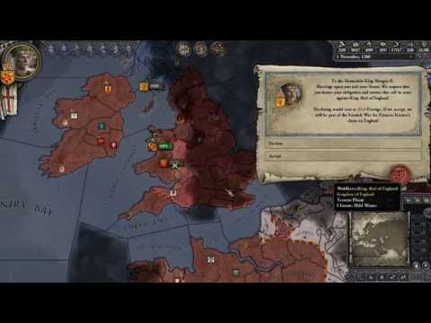Let's Play Crusader Kings II 53: Sorting out my Vassals