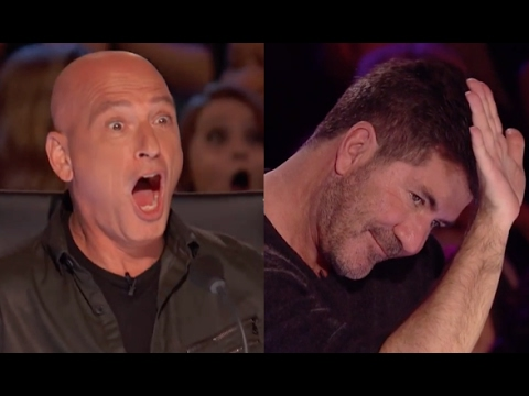 Top 10 BEST Auditions America's Got Talent 2016 Part II