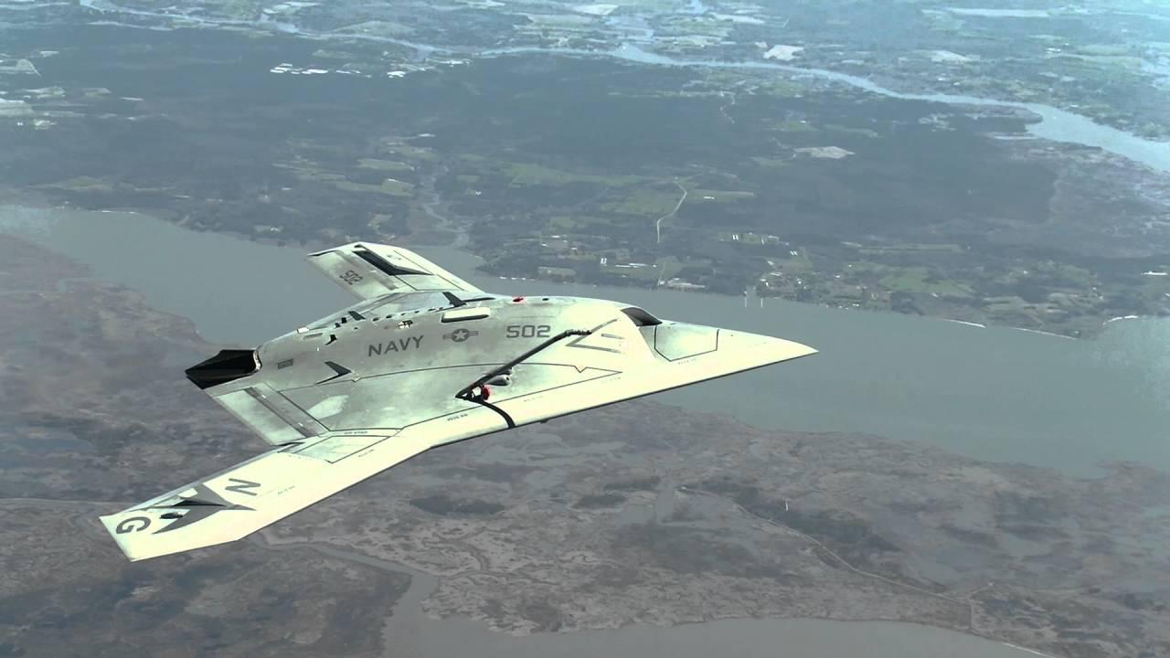 X 47b Autonomous Aerial Refueling