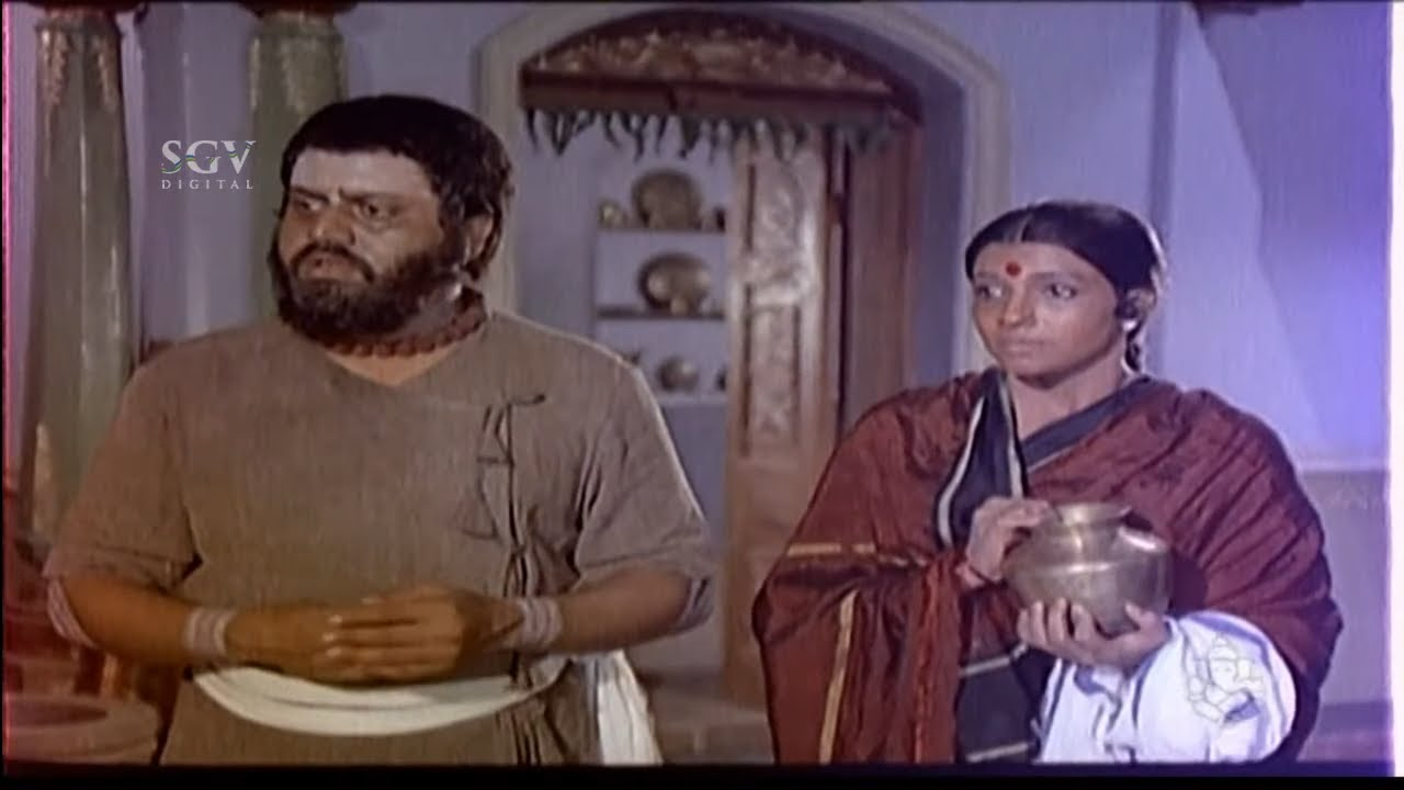 Bhaktha Siriyala Kannada Full Movie | Lokesh, Aarathi | Devotional Film | Blockbuster Kannada Movie