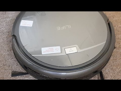 iLife A4s: The Best Budget Robot Vacuum Cleaner