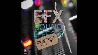 EFX Sound Effects 2019 Pack Vol.  20