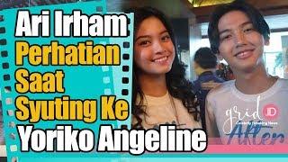Download Video Ari Irham Sangat Perhatian Saat Syuting After Met you Bareng Yoriko Angeline MP3 3GP MP4