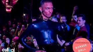 Judge LSS RITCHY LADURÉE  at ROARRR BALL - IV MADRID VOGUING BALL 2017