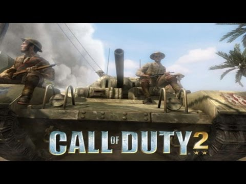 CALL OF DUTY 2 | REPARA EL CABLE | MISIÓN 2