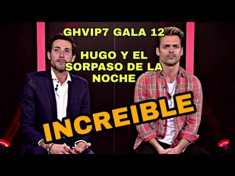 HUGO CASTEJON EXPULSADO DE GH VIP 7 GRACIAS A EL SORPASO!!