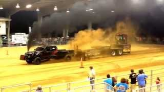 MONSTER 6.7 POWERSTROKE TRUCK PULL