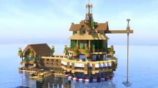 Minecraft House Ideas 1