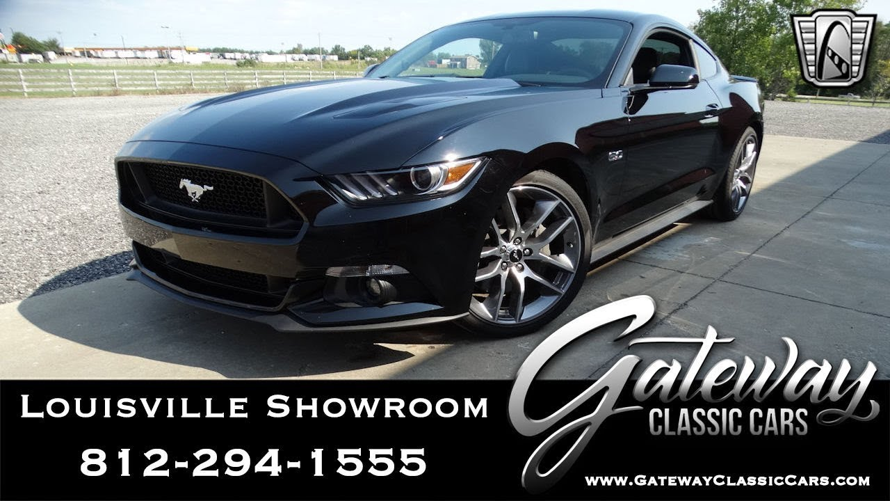 2015 Ford Mustang GT, Gateway Classic Cars Louisville #2194 LOU