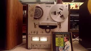 The Genius of Jankowski Reel to Reel Tape