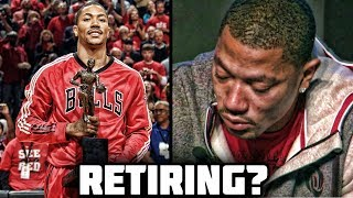 Is This THE END of Derrick Rose