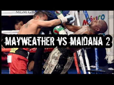 Floyd Mayweather vs Marcos Maidana 2 - Full Fight!