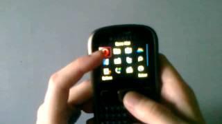 Présentation Alcatel OT 585