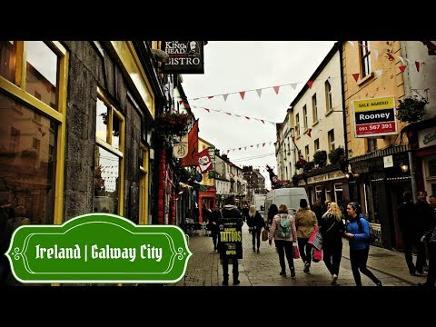 Ireland | Galway City