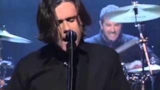 Jimmy Eat World - Pain (Live on Letterman)