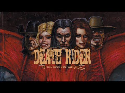 """""""Death Rider"""" Official Trailer - In Theaters August 27th."""
