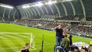 Amiens-ASSE 2-2 Ambiance du Kop Nord