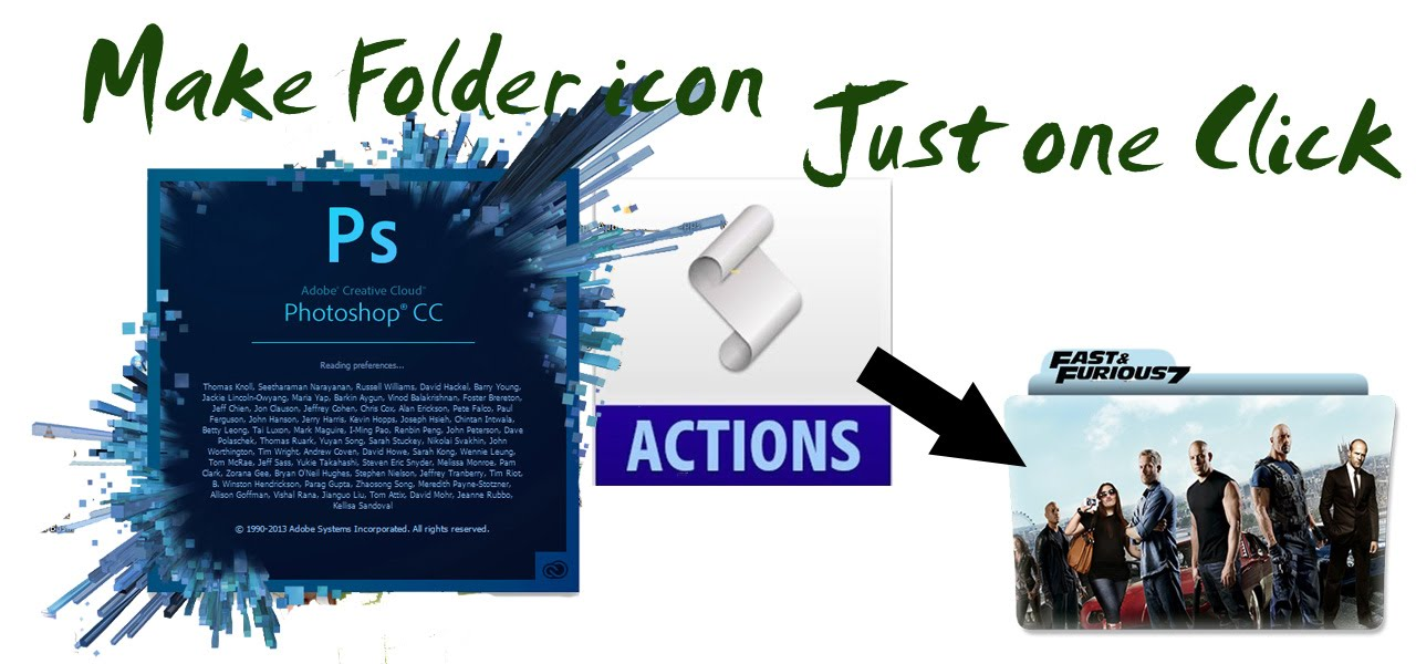 Photoshop: How to batch process a folder of images using ...