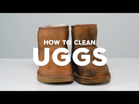 How To Clean Ugg Boots With Reshoevn8r