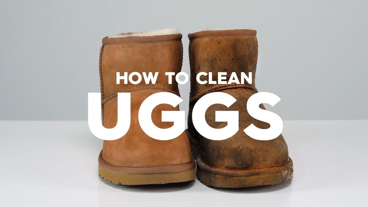wholesale wholesale dealer look good shoes sale How To Clean Ugg Boots with Reshoevn8r