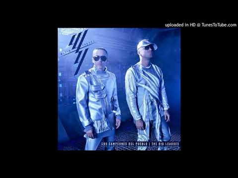 Wisin & Yandel - Me Dañas La Mente (Audio + Letra)